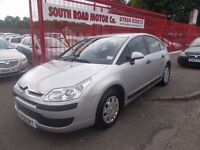 *CITROEN C4 LX 1.4i*58 REG*MEGALOW MILES*TIDY CONDITION*FULL YEARS MOT*BARGAIN AT ONLY £2495*