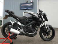 2015 Yamaha MT 125 - Available on finance, Only 3300 miles! Delivery available from £125.