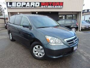 2006 Honda Odyssey EX,Power Sliding Doors,Pwr Seat*Certified*