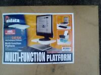Nearly new Offdesk Multifunction Platform only £9