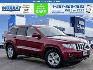 2012 Jeep Grand Cherokee Laredo**Leather Interior!  Sunroof!**