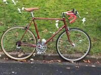Raleigh Clubman Road Bike. 58cm Steel Frame.