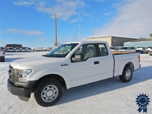 2015 Ford F-150 XL Extended Cab Pickup, 6 Passenger, 23,434 KMs