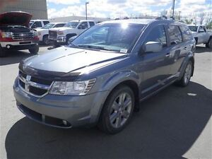 2010 Dodge Journey R/T AWD Sunroof Leather DVD