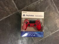 PS4 wireless controller brand new and sealed
