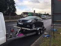 Car Vehicle Transport/ Recovery Service Nationwide - short notice 24/7 Towing