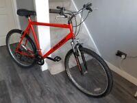 "RALEIGH Adults Bike - 26"" wheel, frame size 22"" (M/L)"