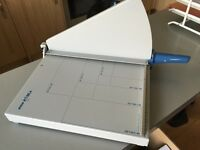 Kobra 360-EM A3 Office Guillotine. Sharp and safe. Excellent equipment. Good for school or office