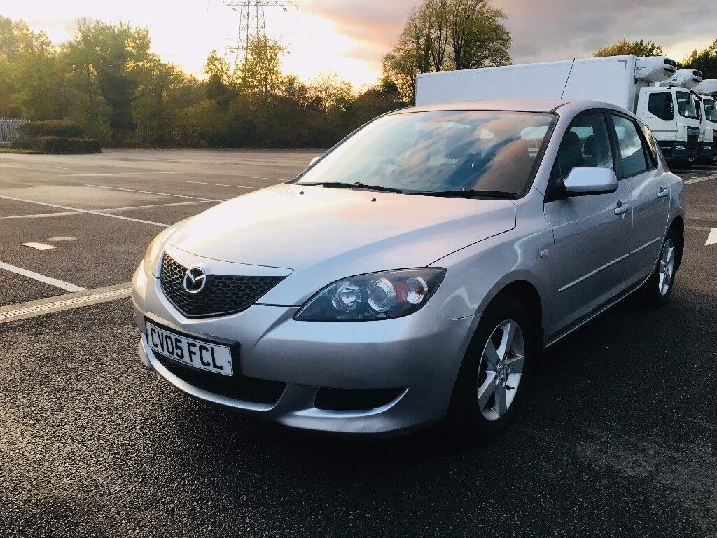 Excellent Mazda Mazda3 1.6 TS, 74000miles, Full Service history, Two Previous Owner, Hpi Clear