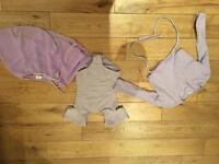 BLOCH ballet outfit SIEGERIS size 1
