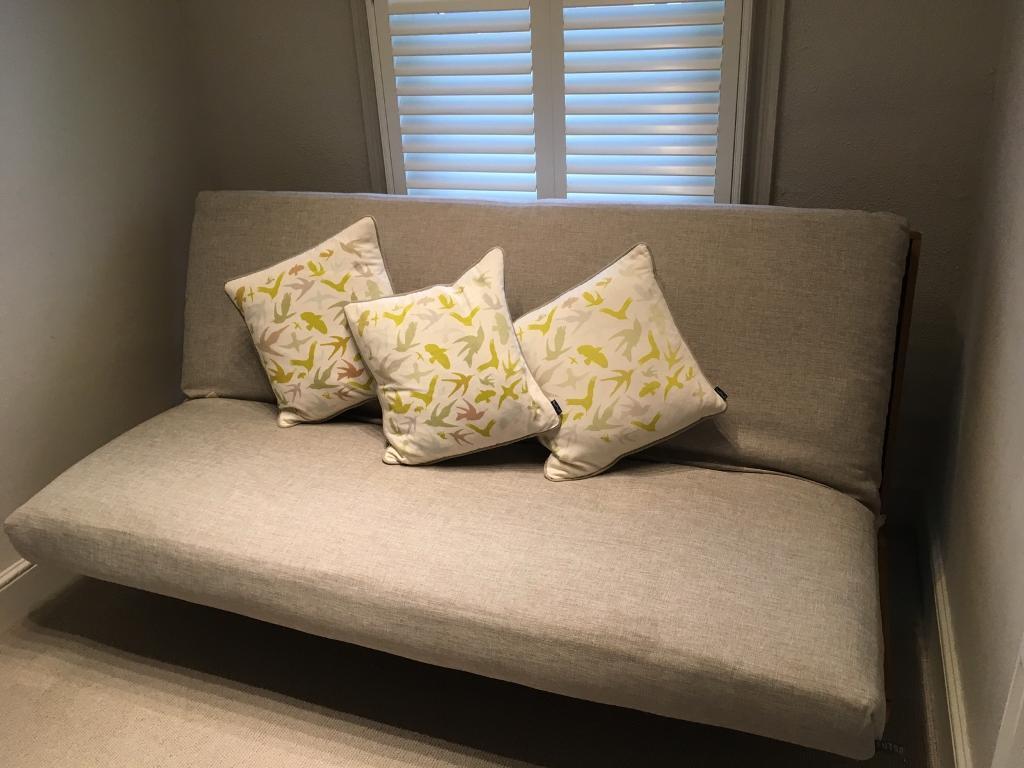 Double sofa bed futon - Excellent condition