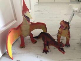 Large Dinosaur Set