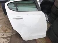 Corsa E doors tailgate