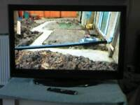 "Samyo 37"" hd ready lcd tv with freeview"