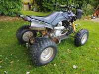 Quadzilla XLC300 Off roader Quad. No V5
