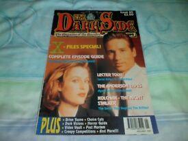 THE DARKSIDE MAGAZINE ( ISSUE 64 )