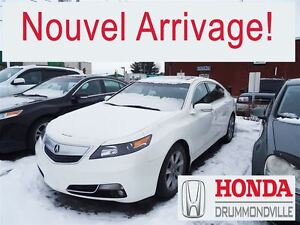 2012 Acura TL Base+NAVIGATION+CUIR+TOIT+BLUETOOTH