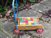 Vintage triang baby walker barn find £15 or offers