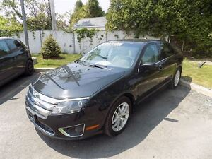 2010 Ford Fusion SEL V6 AWD Cuir Beige Toit Ouvrant