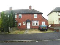 3 Bedroom semi detached house, Newly refurbished, £600pcm, Stourbridge