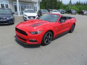 2017 Ford Mustang GT Convertible CALIFORIA SPECIAL only 10xxx km