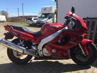 Yamaha thundercat 600cc low miles
