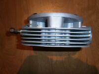 BSA B44 cylinder head
