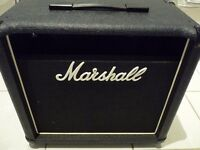 Marshall amplifier cab, guitar combo cabinet .Valve amp DIY project