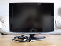 Samsung LE26R74BDX - 26'' HD Ready LCD Television With Freeview - GREAT CONDITION