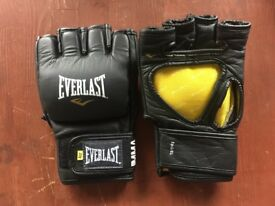 Everlast Professional Competition MMA Gloves