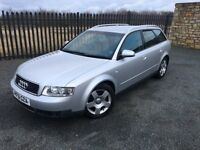 2002 51 AUDI A4 1.9 TDI SE *DIESEL* ESTATE CAR - WITH SERVICE HISTORY - GOOD EXAMPLE!