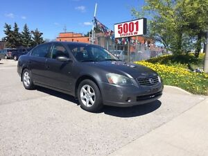 2005 Nissan Altima AUTO,183KM,SAFETY+3YEARS WARRANTY INCLUDED