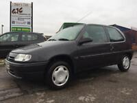 CITROEN SAXO X 1.1 **ONLY 45,000 GENUINE MILES** WITH MOT READY TO DRIVE AWAY!