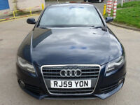 AUDI A4 2.0 TDI S LINE 4d 141 BHP SERVICE RECORD + PARKING SENSORS + HALF LEATHER TRIM ++