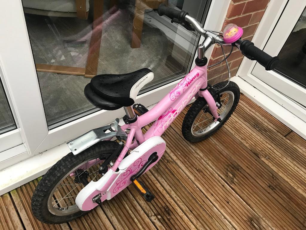 Ridgeback Honey 14 Girls Bike In Lymington Hampshire Gumtree