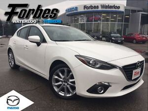 2014 Mazda MAZDA3 SPORT GT Leather, Sunroof