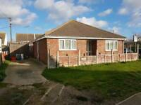 100 yards from the beach at JAYWICK is this good size 3 bedroom DETACHED bungalow available today
