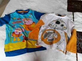 Boys Clothes Bundle Age 2-3 Over 30 items