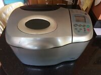 Used Breville Bread maker includes nut dispenser, pizza dough many other options - needs good home