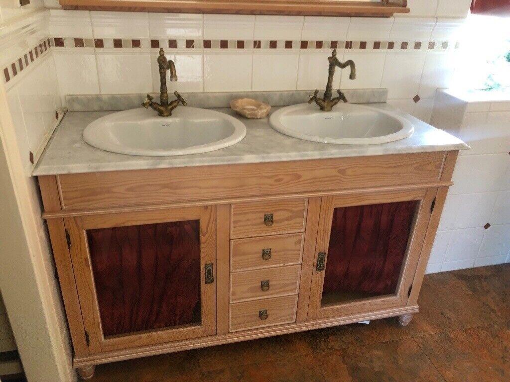 Double Sink Vanity In Fetcham Surrey Gumtree