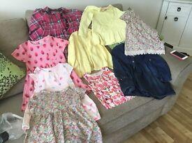 Lovely little girls cloths age 3-4