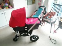 Bugaboo travel system