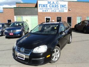 2009 Volkswagen Jetta LEATHER - SUNROOF