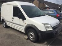 Ford transit connect breaking for spares parts