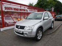 *SUZUKI GRAND VITARA VVT 1.6*4X4*IMMACULATE*LOW MILEAGE*FULL SERVICE HISTORY*YEARS MOT*£3995*