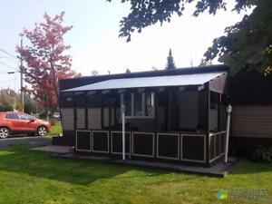 135 000$ - Maison modulaire à vendre à St-Apollinaire