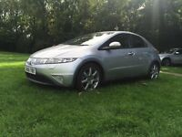 Honda Civic 1.8 ex I shift 1 lady owner from new low mileage