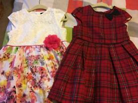 18-24 month old dresses - Exc condition