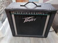 Guitar amplifier Peavey 65 what's good Model. Express 112 65 whatts