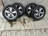 Set Toyota wheels